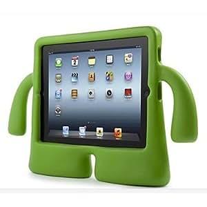 compra Colores Diseño Caso de EVA de la historieta con el soporte para el iPad 2/3/4 , Rosa