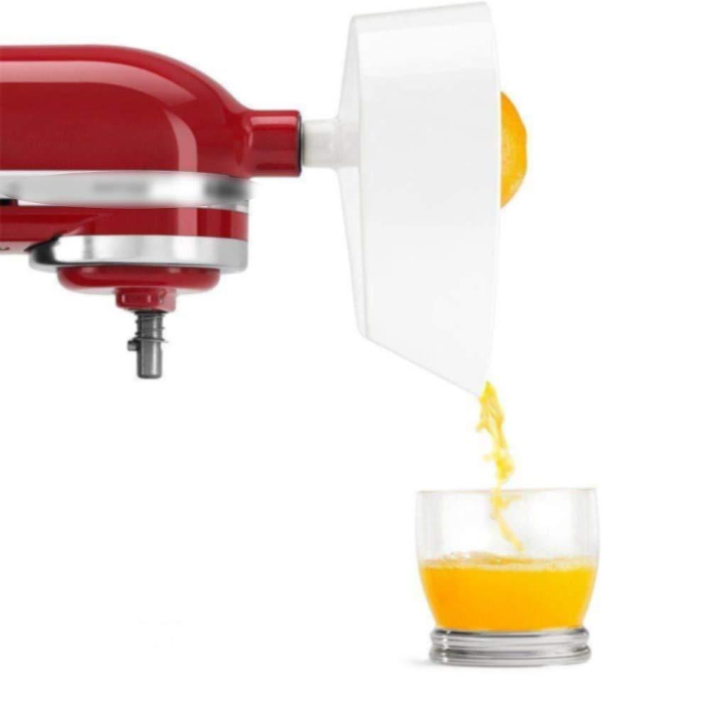 Juice Attachment for Kitchenaid JE Citrus Juicer Juicing Lemon Stand Mixer Attachment