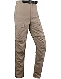 Quick Dry Pants, ADiPROD Women's Water Repellent Lightweight Convertible Cargo Shorts Hiking Camping Pants Outdoor Sports