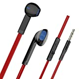 Best Earbuds For Musics - PWOW Headphones with Mic Earbuds In Ear Earphones Review