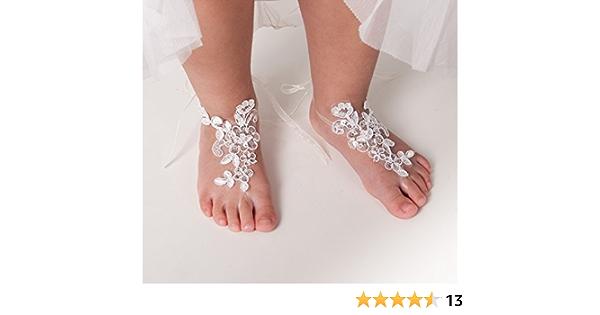 Purple Baby barefoot sandals,birthday birthday,baby shoes,baby foot jewelry,baby girl gift,baby shower gift,toddler barefoot sandals