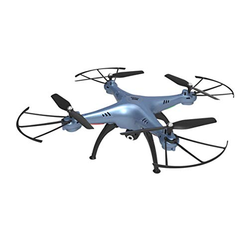 Fantasyworld Fantasyworld Syma X5HW en RC Drone 4CH avec caméra WiFi en X5HW Direct Altitude vidéo Tenez Headless Mode Jouets téléguidés RTF Flip 3D pour FPV ddf331