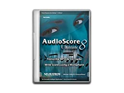 Neuratron AudioScore Ultimate 8