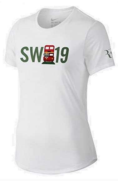 Nike Court RF Emoji Bus Weiß  TShirt