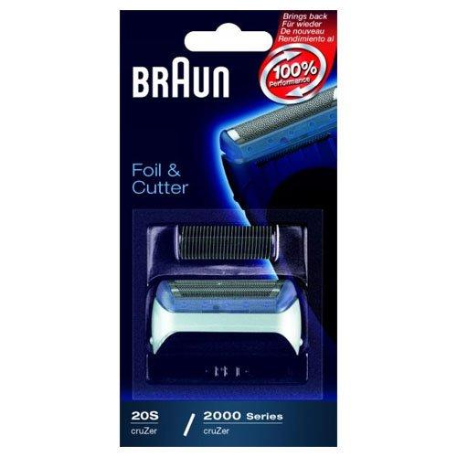 Braun Razor Replacement Foil & Cutter Cassette20S Z20 30 40 50 60 2675 286628762775