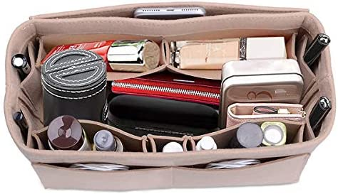 Felt Fabric Handbag Organizer Bag product image