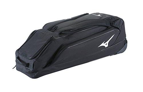 Mizuno Classic Wheel Bag G2, Black