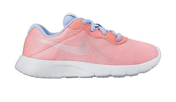 Zapatillas para niï¿œa, color Naranja , marca NIKE, modelo Zapatillas Para Niï¿œa NIKE TANJUN SE Naranja: Amazon.es: Zapatos y complementos