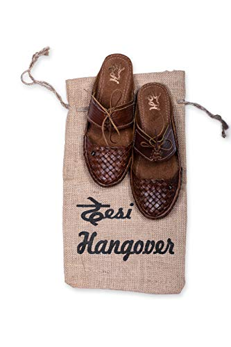 Desi Hangover Broncearse A Puro Mano Mujer Canguelo Hecho Cuero Zapatos rrgdwq
