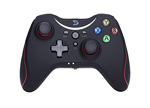 ZD-T[Bluetooth+motion control] pro Wireless Gaming Controller for Nintendo Switch,Samsung Gear VR,fire tv,PC(Win7-Win10),Android Smartphone Tablet VR TV BOX