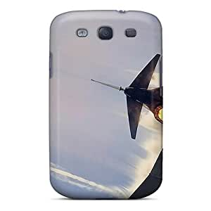 New Style Case Cover MxGzr873iRtIO Military Jet Fighter F4 Phantom Ii Compatible With Galaxy S3 Protection Case