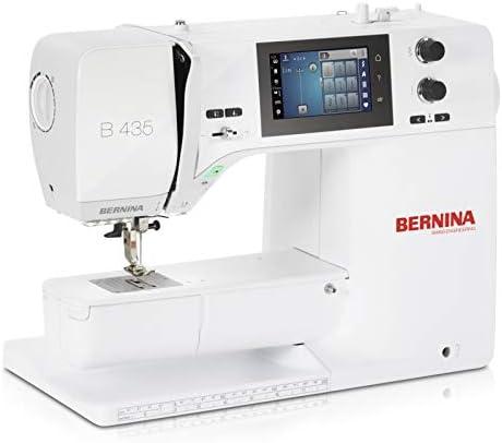 Bernina435 - Máquina de coser para cortadoras aficionados: Amazon ...