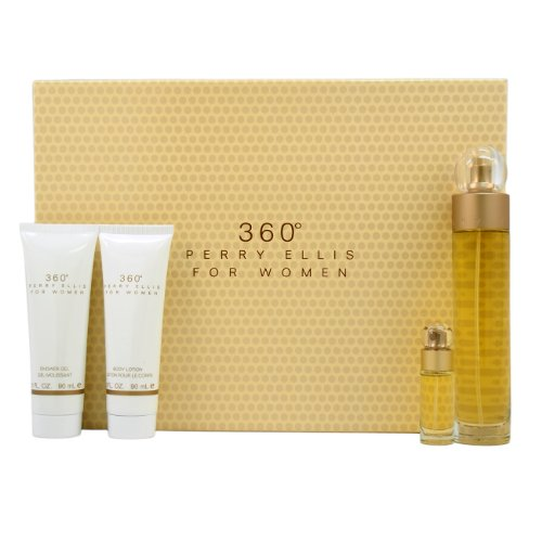 360-By-Perry-Ellis-For-Women-Gift-Set