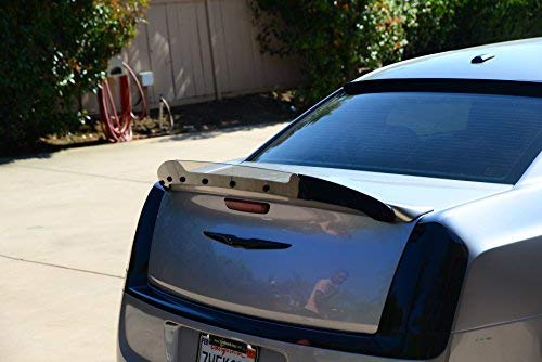 ZL1 Addons Wicker Bill Compatible with 2011-2019 Chrysler 300