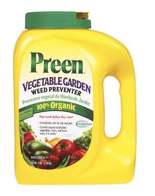 Preen Vegetable Garden - 6