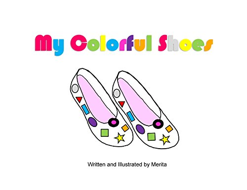 My Colorful Shoes (Shoes For Kids Online)