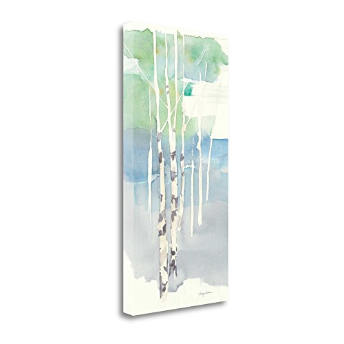 """Aspens Panel I"" By Avery Tillmon, Fine Art Giclee Print on Gallery Wrap Canvas, Ready to Hang from Tangletown Fine Art"