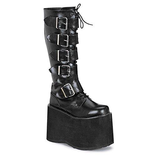Demonia mega-618 - gothique plateau bottes chaussures unisex 36-45, US-Herren:EU-43 (US-M10)