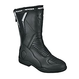 MOTOTECH Enduro TourPro Motorcycle Riding Boots – Long EU 37 to EU 47