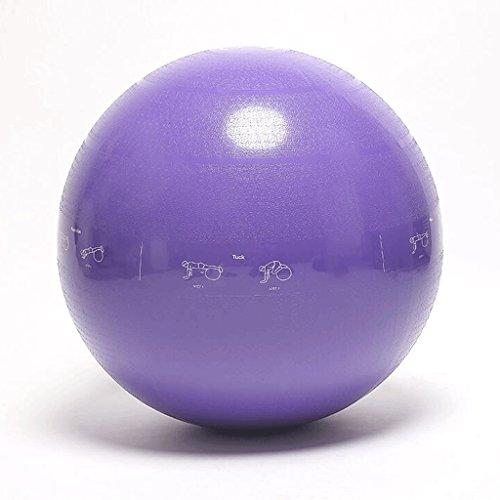 Équilibrer la balle Balle de balle balle de fitness explosion d'environnement balle de gymnastique