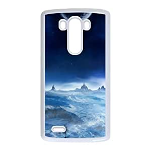 Night sky LG G3 Cell Phone Case White DIY Present pjz003_6625561