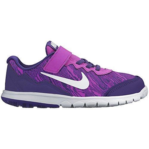 size 40 0c34f 70dee Nike Flex Experience 4 Print PS Pre-School Girls Running Shoe 749824-500   Amazon.in  Shoes   Handbags