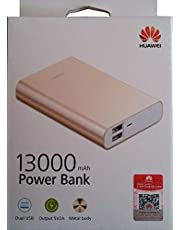 Huawei AP007 13000mAh Power Bank - Dual USB External Battery Charger