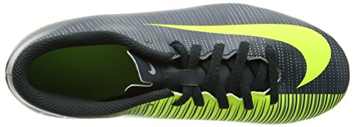 Nike 852494-376, Botas de Fútbol para Niños Verde (Seaweed / Volt / Hasta / White)
