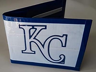 Kansas City Royals MLB Baseball Bi-Fold Duct Tape Wallet
