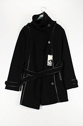 Tommy Hilfiger Orly Coat Black Basic Coat Women's Jacket Size S