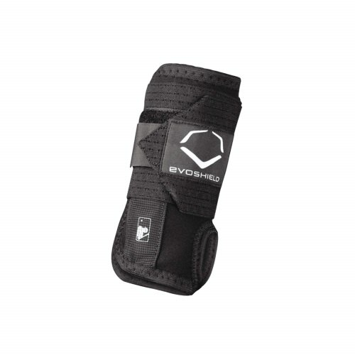 EvoShield A154 Sliding Wrist with Metal Insert, Black, Small/Medium, Right Hand