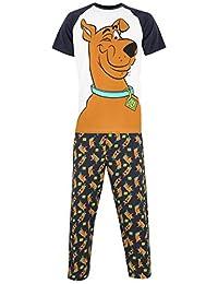 Scooby Doo Mens Scooby Doo Pajamas
