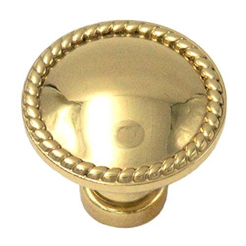 Pack of 10 P2 Polished Brass Solid Brass 1 1/4