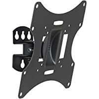 VonHaus Swivel Tilt TV Wall Mount Bracket for 19-42-Inch LED LCD 3D Plasma TVs with Super Strong 66lbs Weight Capacity, Model No 05/027