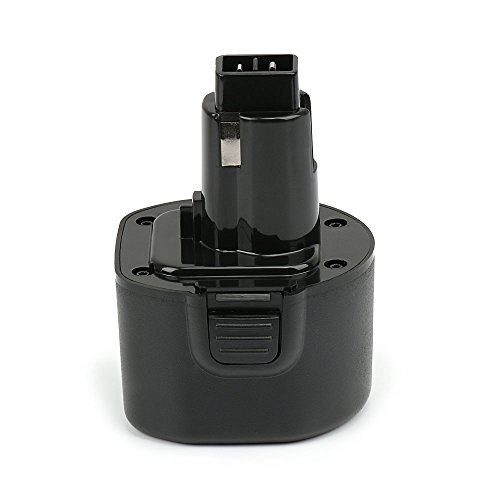 PowerGiant 9.6V 2.0Ah NiCD Replacement Battery for Black & Decker PS120 FireStorm; Dewalt Dw9061 Dw9062 De9036 De9062 Dw9614 Dw911 Dw926 Dw921 Dw050 Dw902 Dw926k Dw926k2 Dw955 Dw955k-k2 Dw967k (2 Ah Nicd Battery)