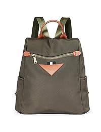 Back to School Backpacks Purse for Women Canvas Fashion Travel Ladies Designer Shoulder Bag