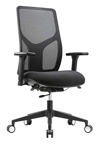 WorkPro 4000 Mesh High-Back Task Chair, Black ()