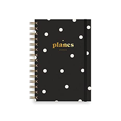 Amazon.com : Charuca plm08 - Monthly Plans, Black : Office ...