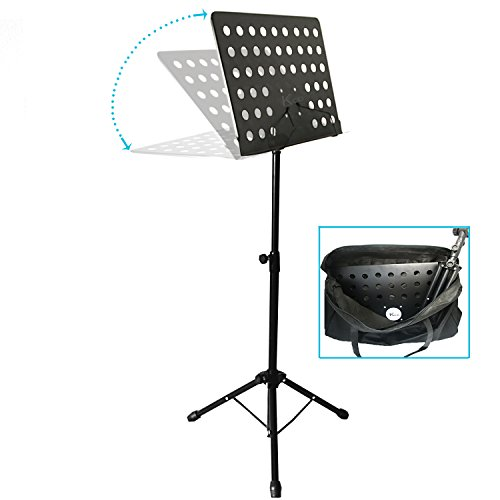 music-stand-for-sheet-music-is-a-black-stands-portable-for-instrument-books-holders-with-bag-piano-g