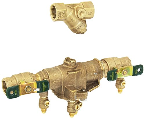 Watts LF009M3-QT-S Lead Free Reduced Pressure Assembly Valve, 3/4'' by Watts
