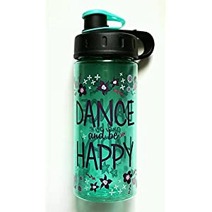 Cool Gear Water Bottle with Fun Phrase - Purple, Green, Gray, Blue, Pink (Green)