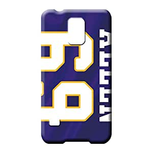 samsung galaxy s5 Classic shell Specially Protective Stylish Cases phone cover shell minnesota vikings nfl football