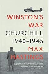 Winston's War Kindle Edition