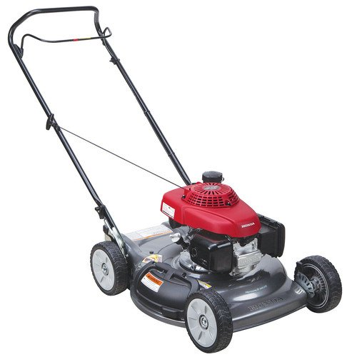 "HONDA HRS216PKA 21"" 160cc Push Lawn Mower w/ Side Discharge"
