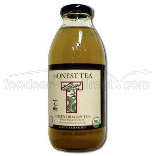 (Honest Tea Green Dragon, 16 Oz -- 12 Per Case. by Honest Tea)