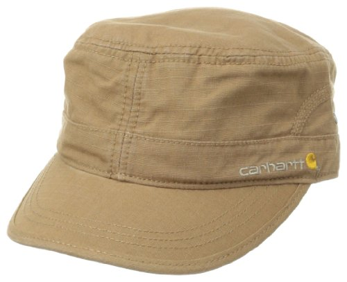 - Carhartt Women's El Paso Ripstop Military Cap,Honey Ginger (Closeout),One Size