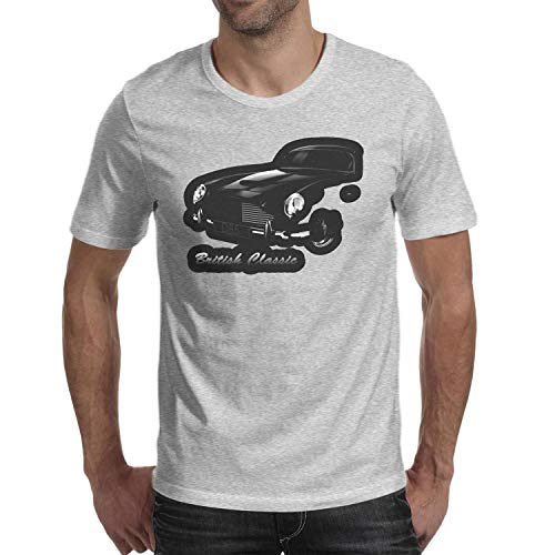SMHNG A-ston-M-artin-DB5- Printed Men's Mens T-Shirt Cool Soft 100% Cotton Tee -
