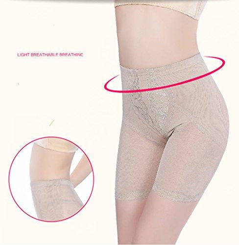 Pantaloncini Snellente Contenitiva Push Vita Modellante Guaina Pelle Dimagranti Fascia Mutande Shapewear Donna da Mutande Shaper e TieNew Alta Pantaloncino Contenitive Invisibile Up Contenitivo 5q0SwwE