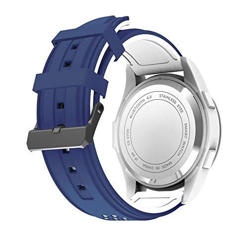 WUQIAN No.1 F3 Deportes Smartwatch Dial Giratorio del Reloj ...