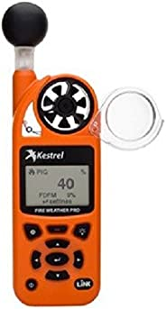 Kestrel 5400FW Fire Weather Meter Pro WBGT Meter with Link Compass & Vane M
